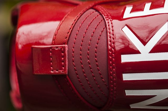 Nike Dunk Hi Lux Sp Gym Red Bumper 2