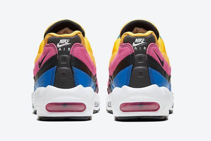 Nike Air Max 95 Acg Heel