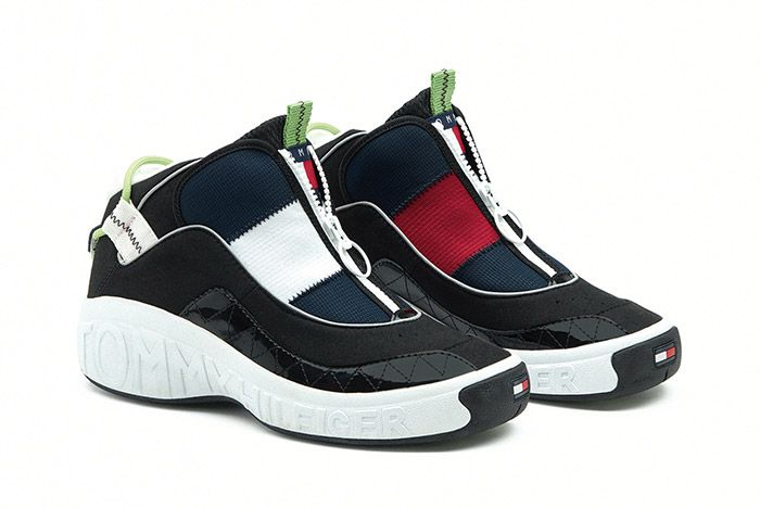 Tommy Hilfiger Tommy Jeans Fly Sneaker 2018 Release 1