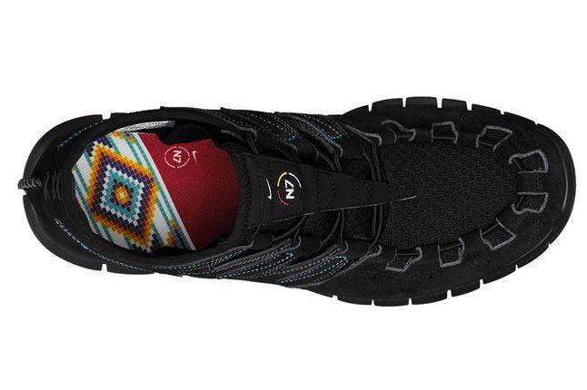 Nike N7 Free Forward Moc Black Top 1