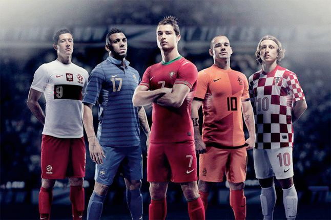 Nike Football National Team Jersey 1 1