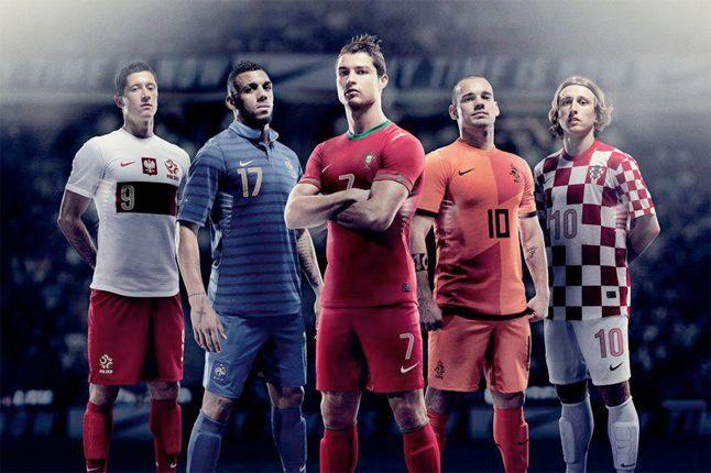 Nike Football National Team Jersey 1 1