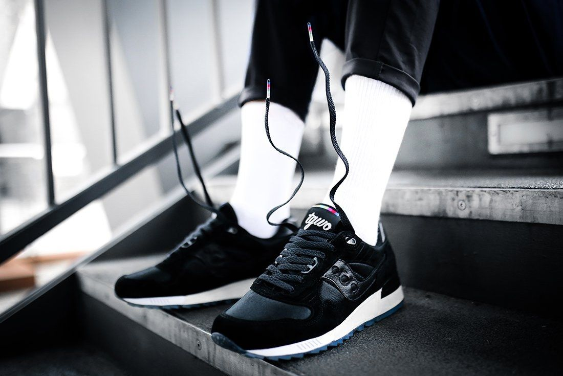 The Good Will Out X Saucony Shadow 5000 Vhs22