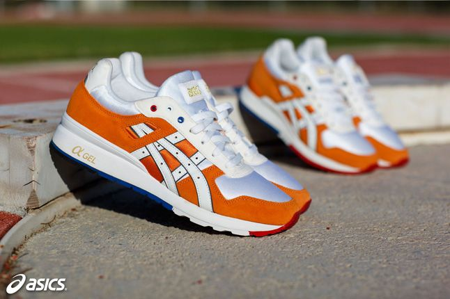ASICS x Netherlands Olympic Team GT-2 Angled