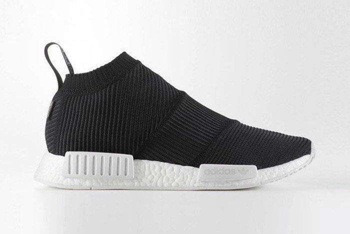 Adidas Nmd City Sockgore Tex Black 4