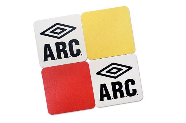 Arc Umbro Coasters 1