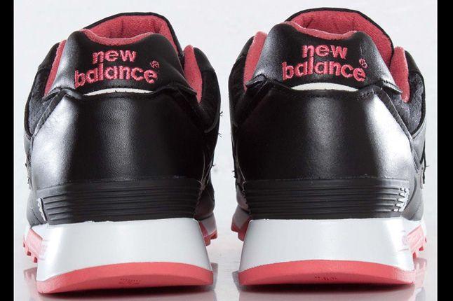 Staple X Size X New Balance 577 Black Pigeon Heel 1