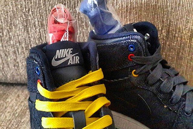 Air Jordan 1 Denim Feature3