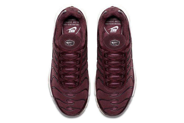 Nike Air Max Plus Bordeaux 3