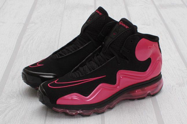 Nike Air Max Flyposite Vivid Pink Black Side Quater 2