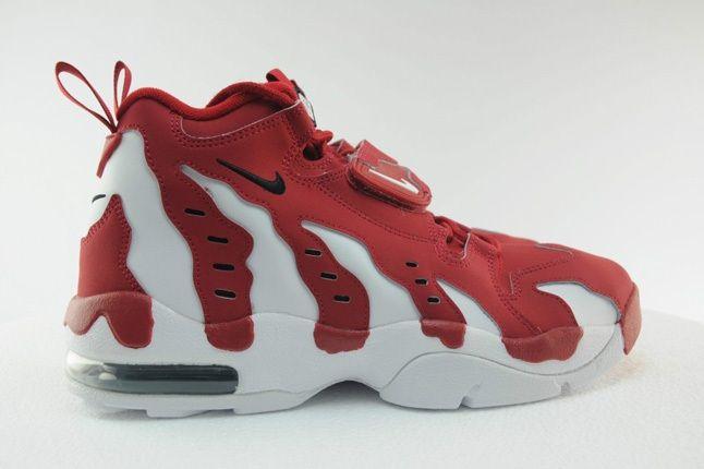 Nike Air Dt Mx 96 Varsity Red Black White 2