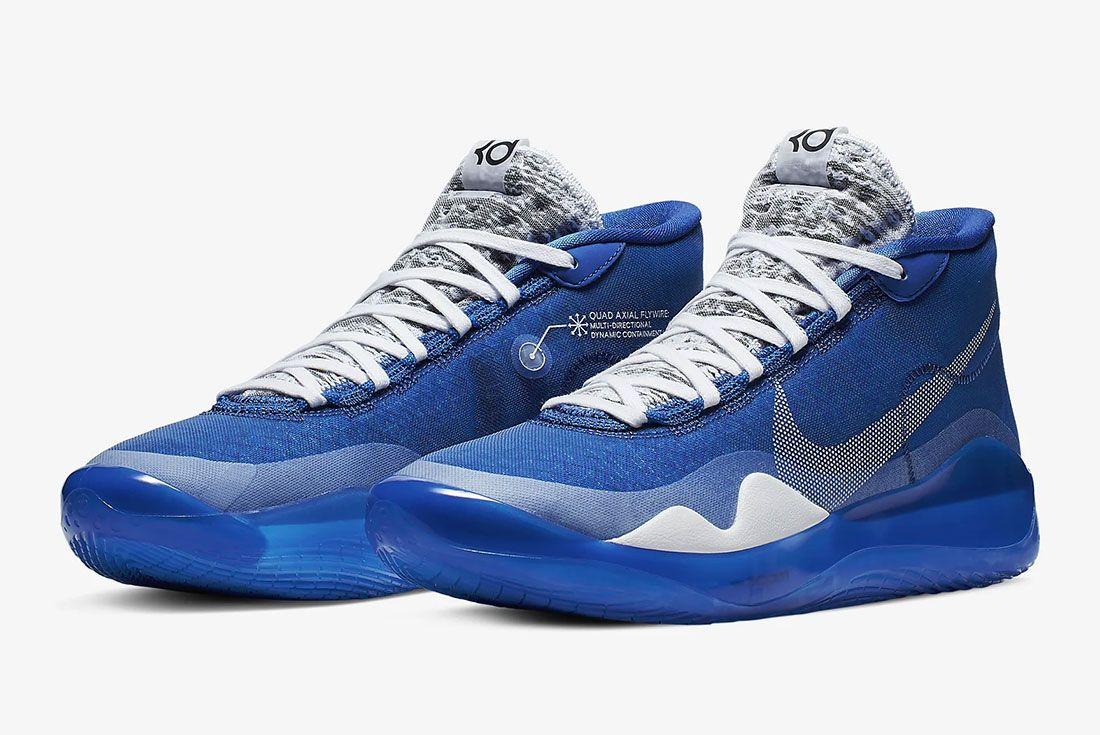 Nike Kd 12 Gear Up Game Royal Pair