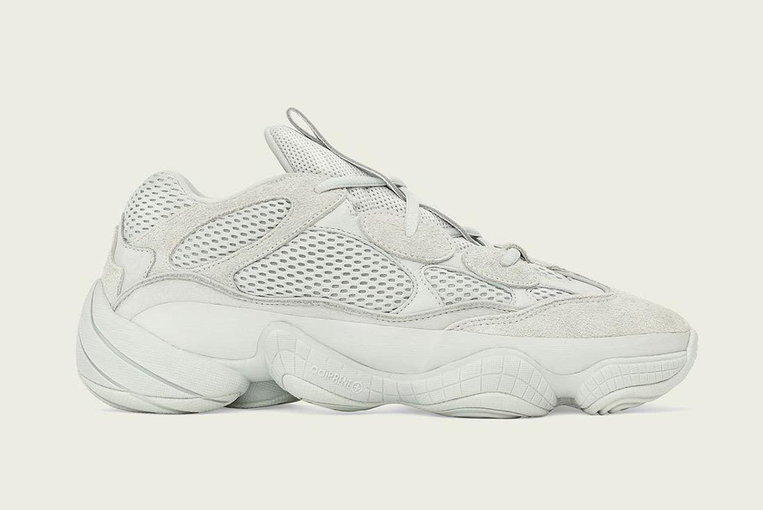 Yeezy 500 Salt Header