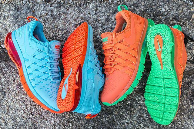 Nike Fingertrap Max Nrg Turf Orange 1