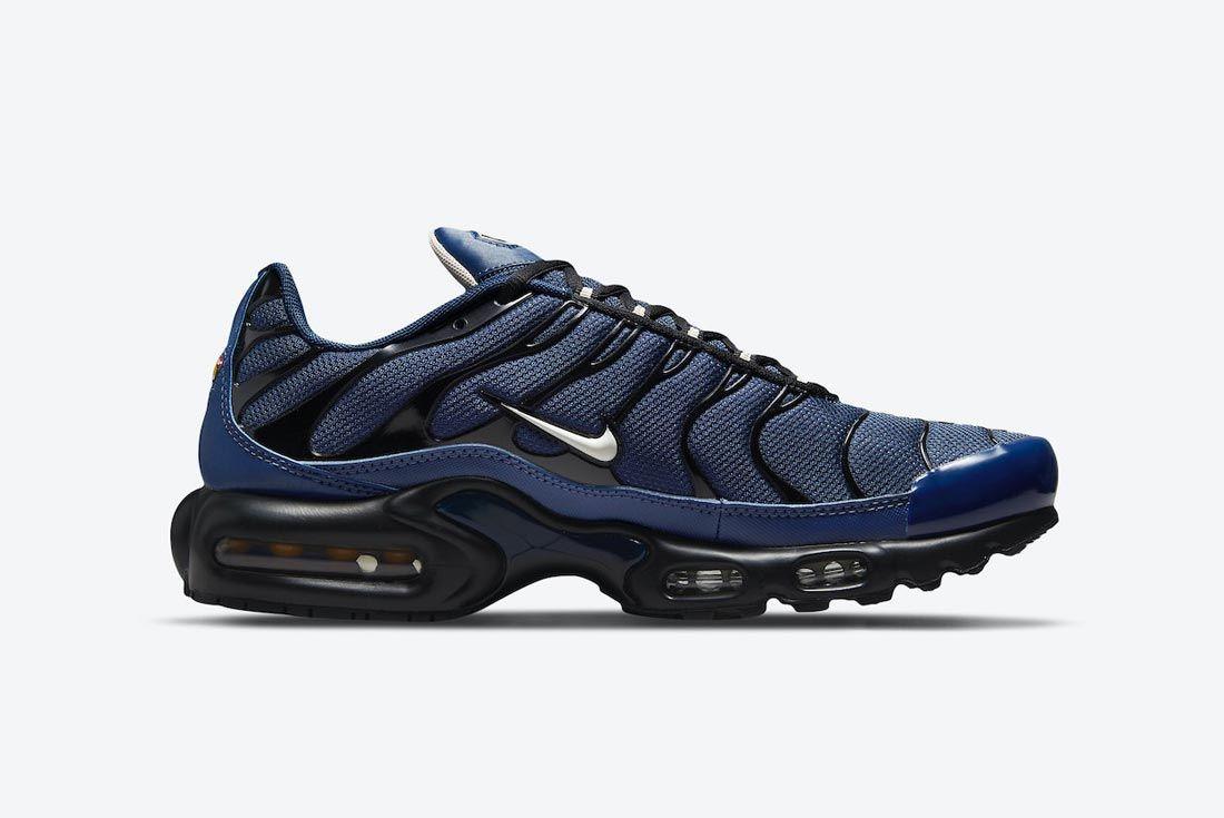Nike Air Max Plus Black/Navy