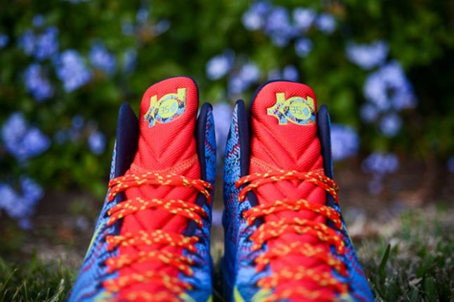 Nike Kd V Christmas Tongues 1
