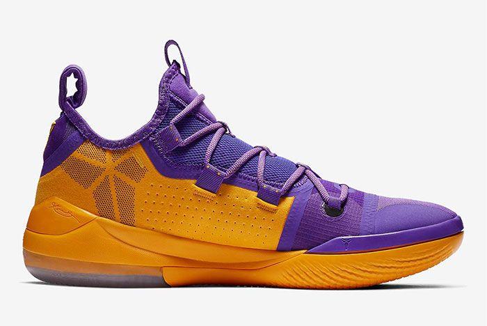 Nike Kobe Ad Lakers Purple Ar5515 500 5