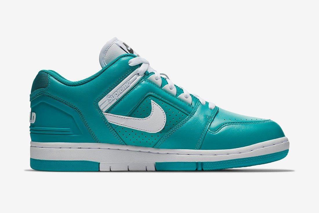 Supreme X Nike Air Force 2 7 1