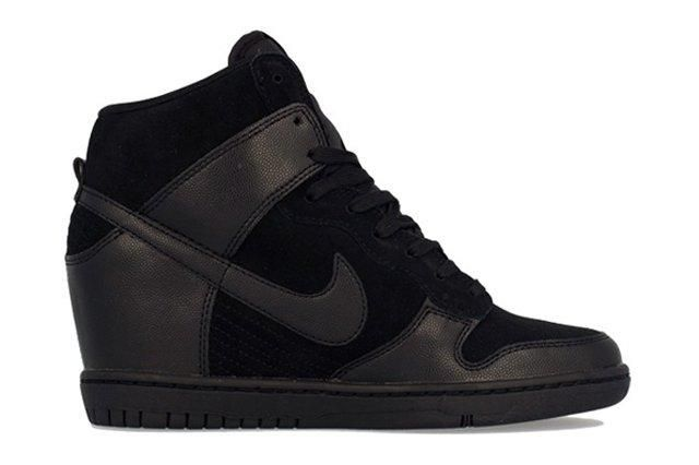 Nike Dunk Sky Hi Black 3