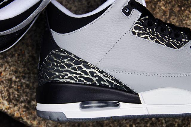 Air Jordan 3 Wolf Grey