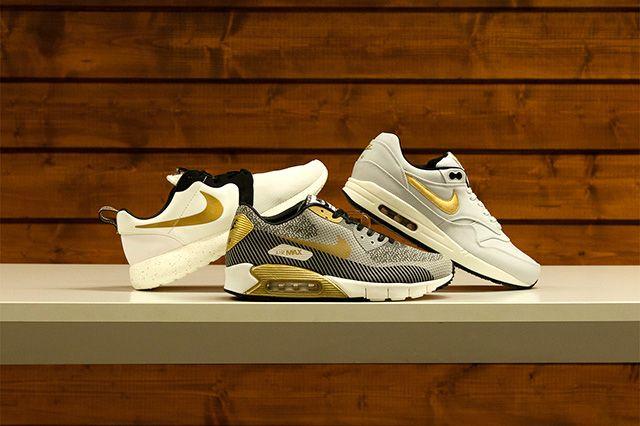 Nike Sportswear Gold Trophy Pack 2