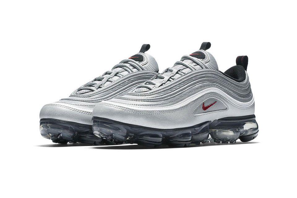 1 Nike Air Vapormax 97 Silver Bullet 01 Sneaker Freaker Launch