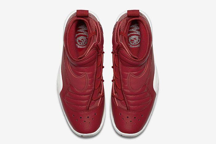 Nike Air Shake Ndestrukt Dark Red 2