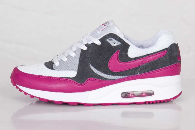 Nike Air Max Light Bright Magenta Wolf Grey 3