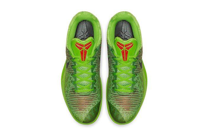 Nike Mamba Rage Grinch 3