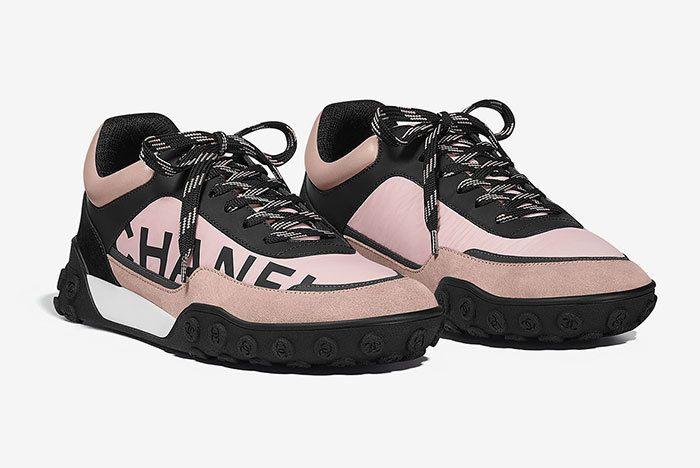 Chanel Nylon Calfskin Sneakers Release Date Price 03