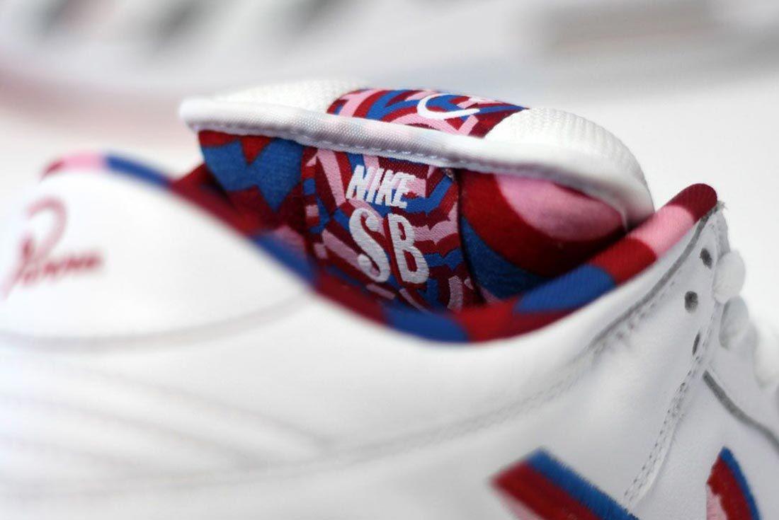 Parra Nike Sb Dunk Low Empire 11