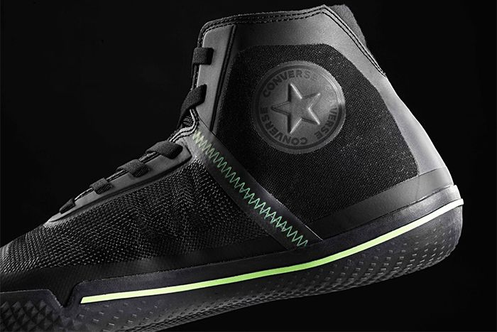 Converse All Star Pro Bb Hyperbrights Pack Black Volt Release Date Closeup