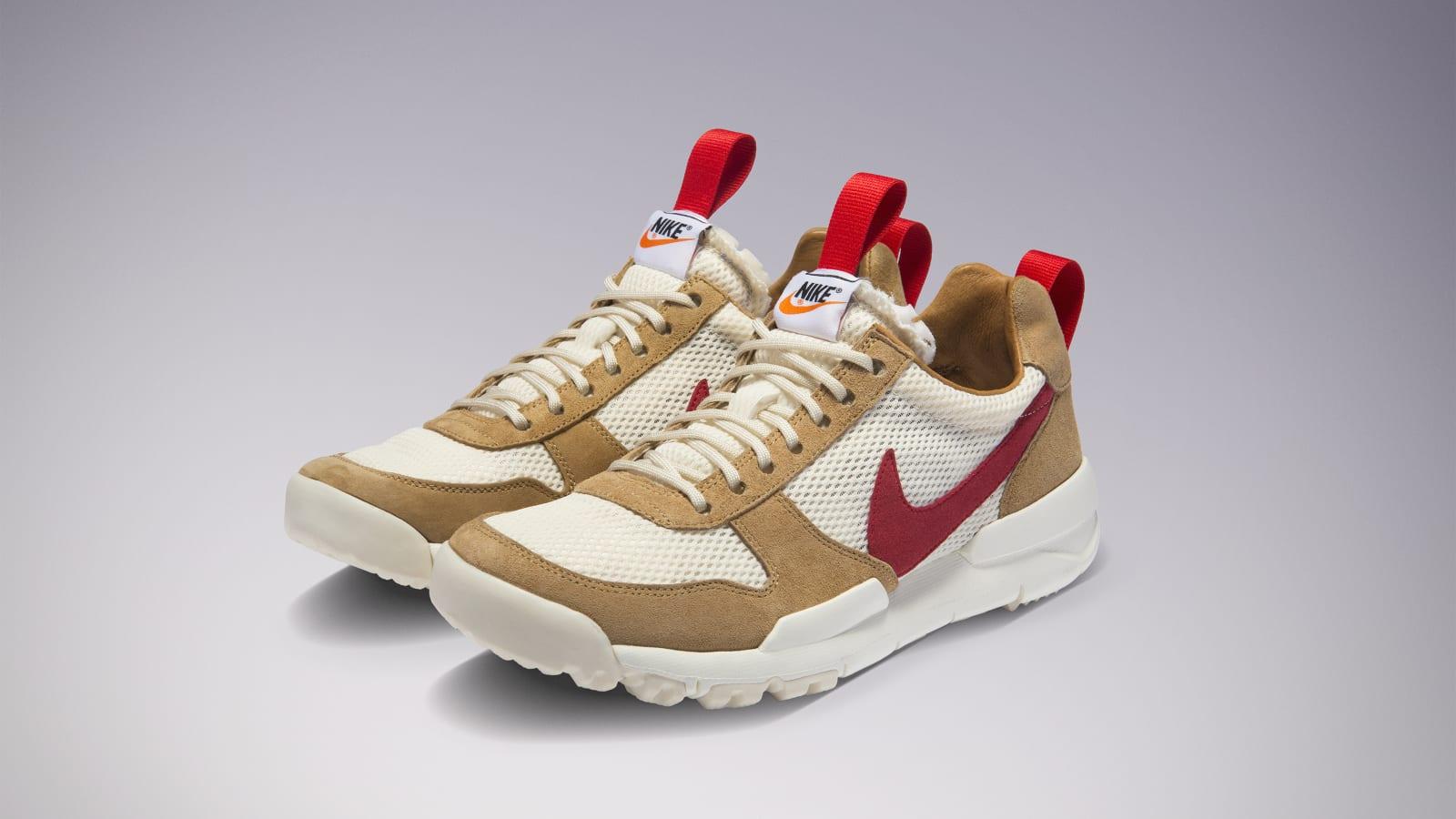Tom Sachs x Nike Mars Yard 2.0 Angled