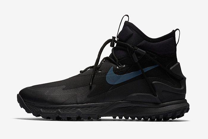 Nike Zoom Terra Sertig Boot Triple Black 4