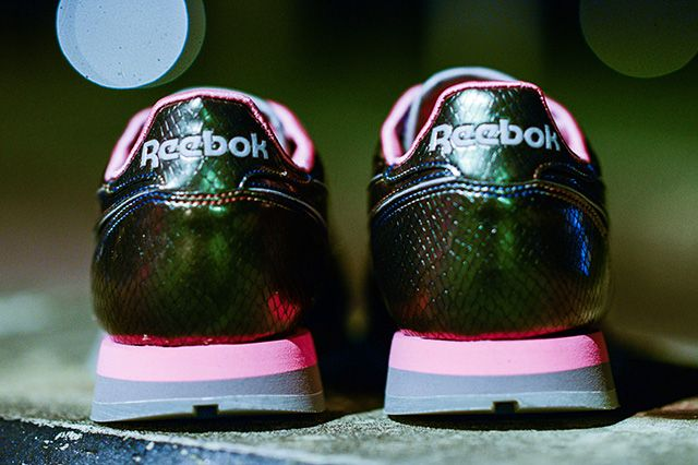 Reebok Classic Leather Limited Edt 10
