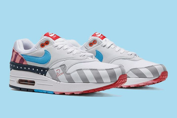 Parra Nike Air Max 1 At3057 100 1 Sneaker Freaker