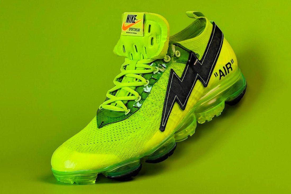 Off White Nike Vapormax Revenge Storm