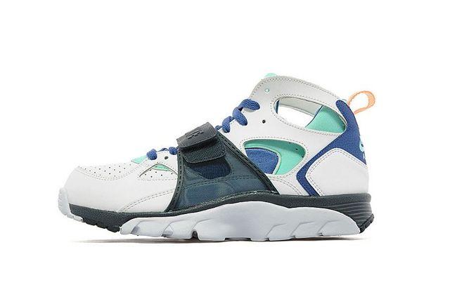 Nike Air Huarache Trainer Charcoal 11