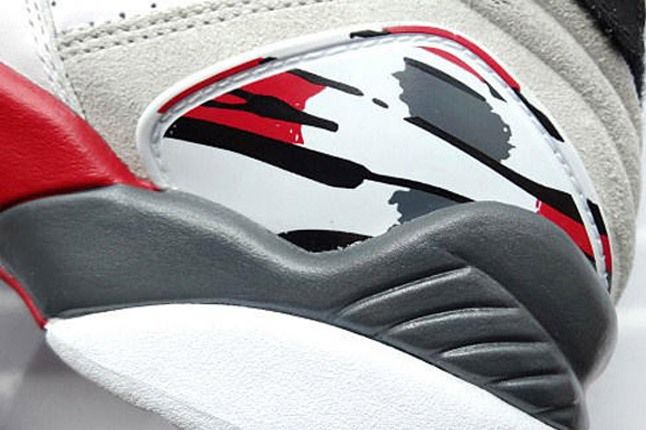 Air Jordan 8 Bugs Bunny Retro April 2013 Detail 1