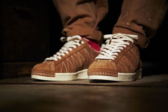 Union Adidas Superstar 10Th Anniversary 1