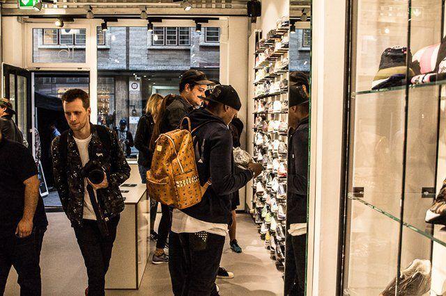 Solemart Store Opening Interview Hikmet 13