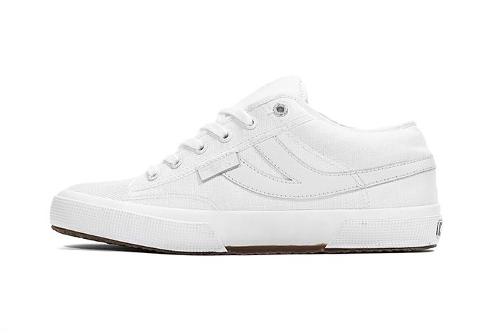 Highs And Lows Futur Superga Fhs Pro Mid White Release Date Side Profile