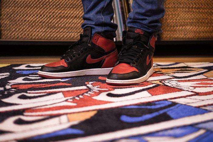 Larry Luk Rug Sneaker Freaker 2