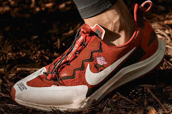Nike Gyakusou Air Zoom Pegasus Trail 36 Red Release Date Hero