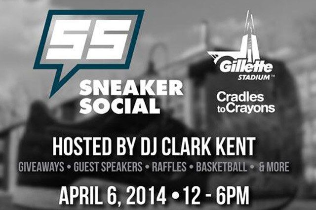 New England Sneaker Social