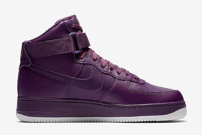 Nike Air Force 1 High Purple 315121 500 4