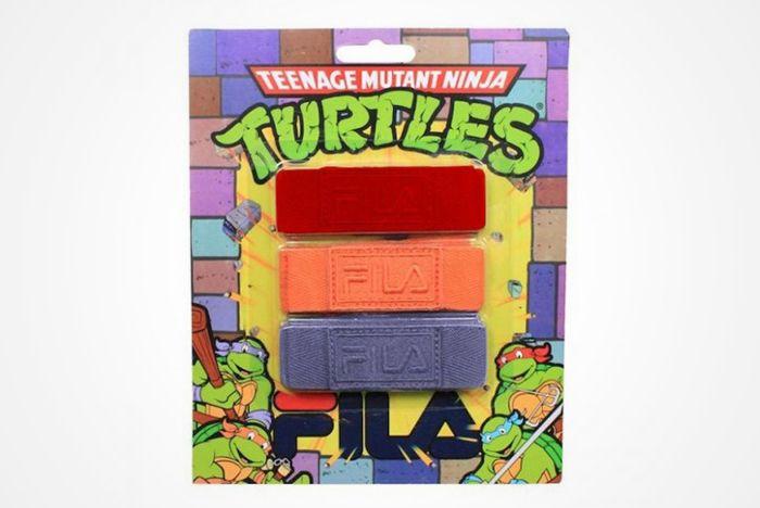 Teenage Mutant Ninja Turtles X Fila Fx 100 20132