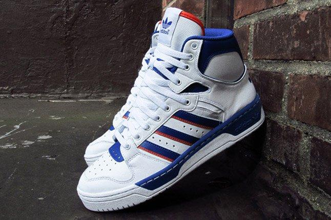 Adidas Conductor Hi Knicks 2012 2