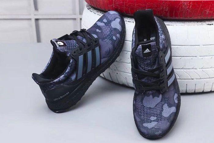 Bape Ultraboost Black Sneaker Freaker4
