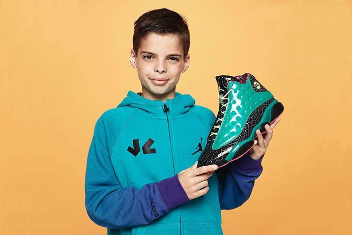 Air Jordan 13 Doernbecher Freestyle Collection 20159